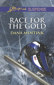 Race for the Gold by Dana Mentink