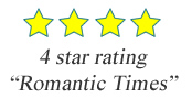 Race for the Gold - 4 Star rating by Romantic Times