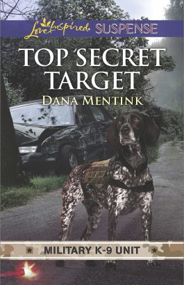 Top Secret Target by Dana Mentink