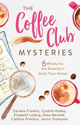 The Coffee Club Mysteries by Dana Mentink