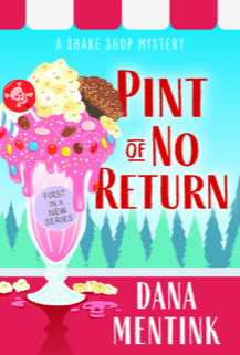 Pint of No Return by author Dana Mentink