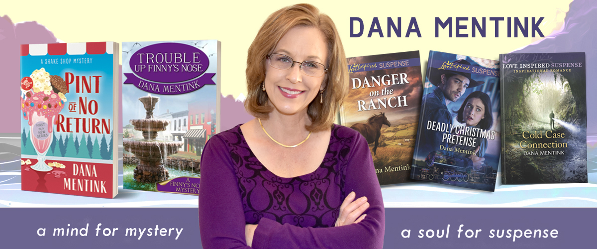 Author Dana Mentink