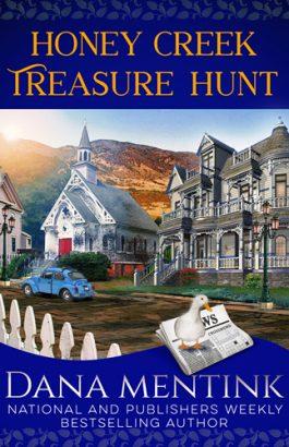 Honey Creek Treasure Hunt by author Dana Mentink